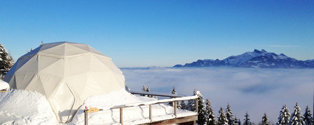 Iglou Suisse Glamping