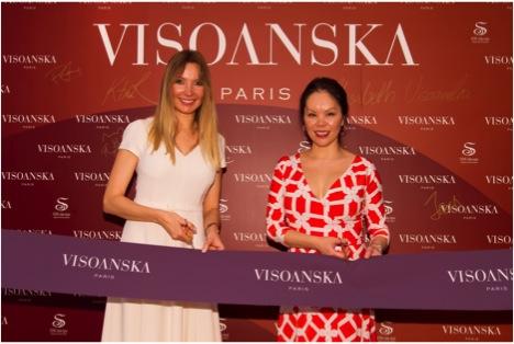 Visoanska launches in Hong-Kong