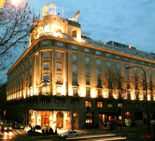 Hotel Wellington, Madrid