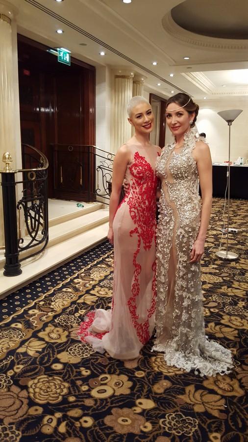 Elisabeth Visoanska et Dièse