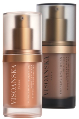 Visoanska High Light Solution and Supreme Eye Potion