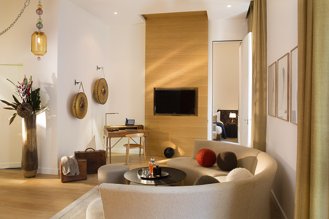 Suite Marignan & Visoanska