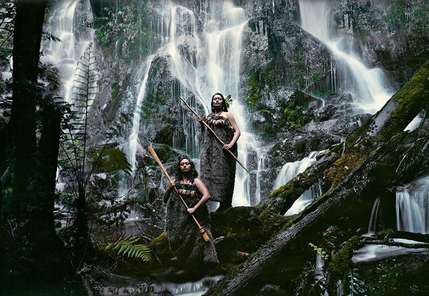 Femmes Maori